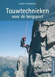 Touwtechnieken voor de bergsport op rugz -MET PLASTIEK HOES Steenmeijer, Robert