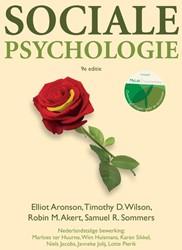 Sociale psychologie, 9e editie met MyLab -met MyLab NL toegangscode Aronson, Elliot