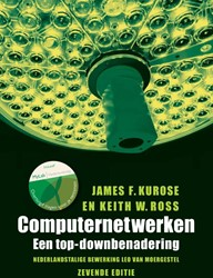 Computernetwerken, 7e editie met MyLab N Kurose, James F.