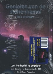 Set 3 Complete set boeken Genieten van d -combinatie van de boeken Genie ten van de sterrenhemel, Genie Walrecht, R.J.