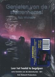 Set 4 Complete set boeken Genieten van d -combinatie van de boeken Genie ten van de sterrenhemel, Genie Walrecht, R.J.