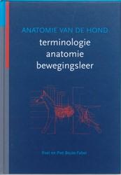 Anatomie van de hond -terminologie - anatomie - bewe gingsleer Beute-Faber, R.