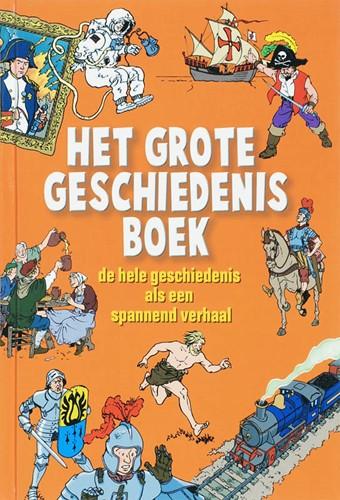 Het grote geschiedenisboek Daniels, w.