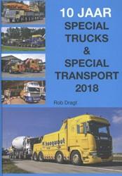 10 jaar special trucks & special tra Dragt, Rob