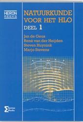 Natuurkunde voor het HLO GEUS, J. DE