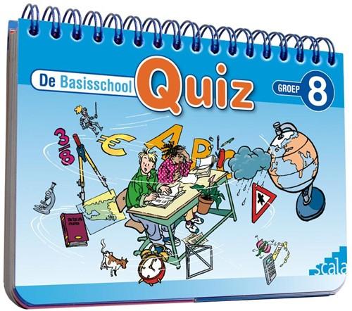 De Basisschool Quiz groep 8 -5 Scala leuker leren