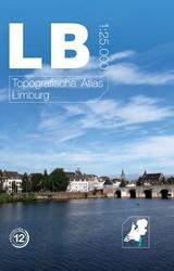 Topografische atlas Limburg 1:25.000 -1:25.000 Termeulen, Thomas