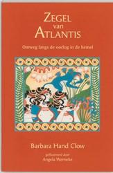 Zegel van Atlantis -omweg langs de oorlog in de he mel Hand Clow, B.