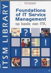 Foundations of IT Service Management op -BOEK OP VERZOEK Bon, Jan van