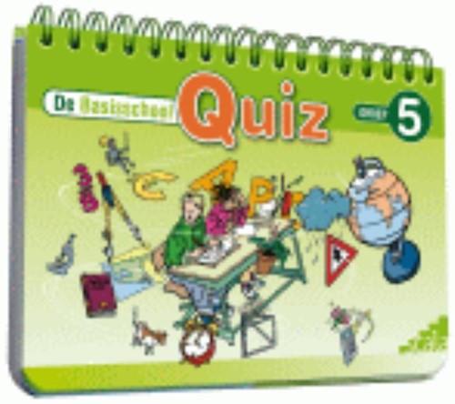 De Basisschool Quiz -5 Scala leuker leren