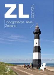 Topografische atlas Zeeland -alle kaarten in de schaal 1:25 .000 Termeulen, Thomas