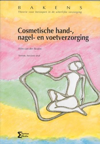 Cosmetische hand-, nagel- en voetverzorg Straten, W. van der