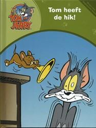 Tom en Jerry Tom heeft de hik stripverha