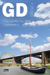 Topografische atlas van Gelderland -schaal 1:25000 Termeulen, Thomas