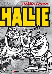 Walhallie Lama, Hallie