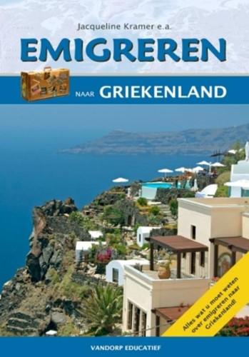 Emigreren naar Griekenland -gids voor potentiele emigrant en Dorp, E.J. van