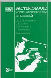 Bacteriologie voor laboratorium en klini Mutsaers, J.A.E.M.