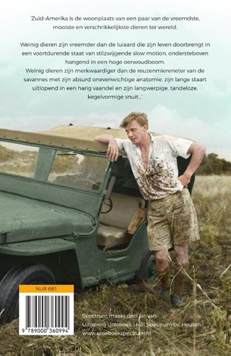 De avonturen van een jonge bioloog -David Attenborough en Zoo Ques t Attenborough, David-2