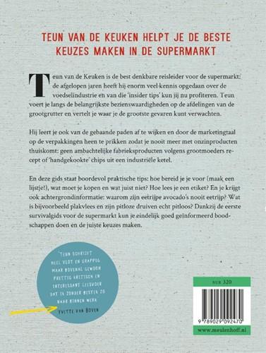 De supermarktsurvivalgids -Hoe overleef je de tocht langs de schappen Keuken, Teun van de-2