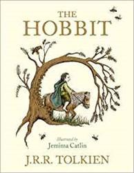 The Colour Illustrated Hobbit Tolkien, John Ronald Reuel