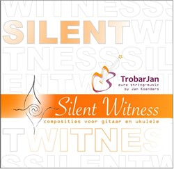 CD Nederlands - Silent Witness - Gitaarm
