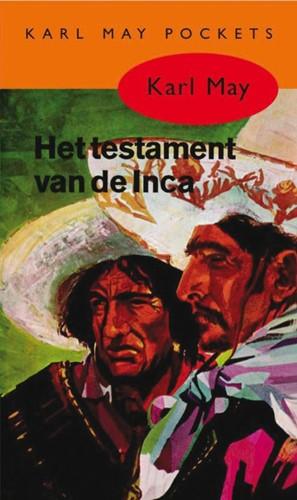 Het testament van de Inca -BOEK OP VERZOEK May, Karl