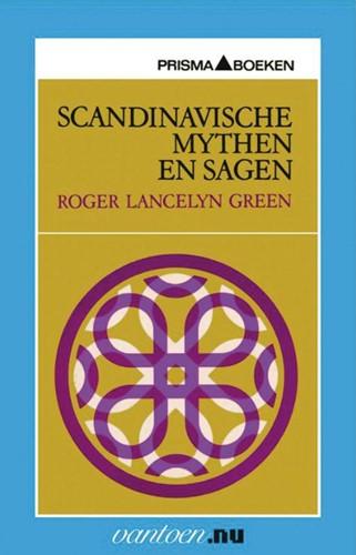 Scandinavische mythen en sagen -BOEK OP VERZOEK Lancelyn Green, Roger