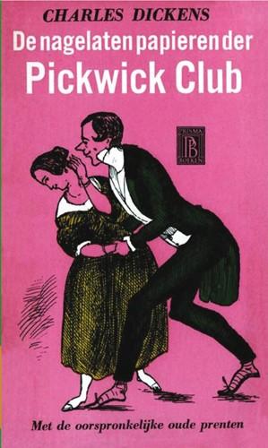 nagelaten papieren der Pickwick Club -BOEK OP VERZOEK Dickens, Charles