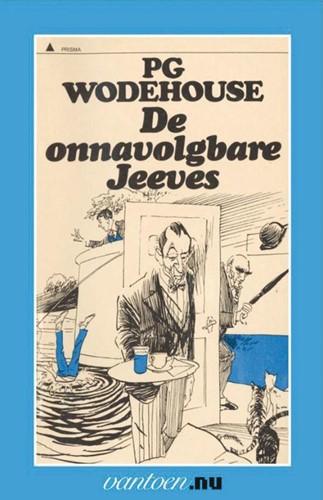 De onnavolgbare Jeeves -BOEK OP VERZOEK Wodehouse, P. G.