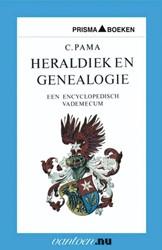 Heraldiek en genealogie -BOEK OP VERZOEK Pama, C.