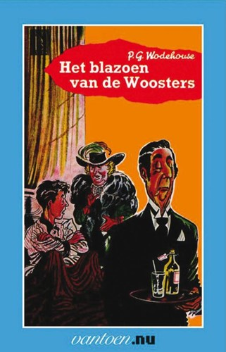 Het blazoen van de Woosters -BOEK OP VERZOEK Wodehouse, P. G.