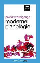 VANTOEN.NU MODERNE PLANOLOGIE -BOEK OP VERZOEK STEIGENGA, W.