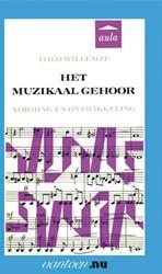 Muzikaal gehoor -vorming en ontwikkeling Willemze, Th.