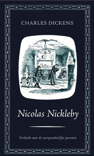 Nicolas Nickleby -BOEK OP VERZOEK Dickens, Charles