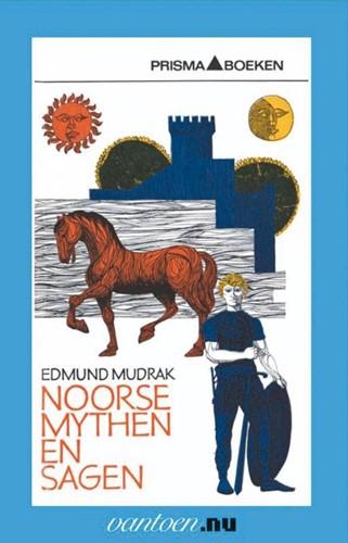Noorse mythen en sagen -BOEK OP VERZOEK Mudrak, Edmund
