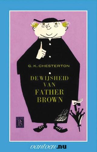 De wijsheid van Father Brown -BOEK OP VERZOEK Chesterton, G.K.