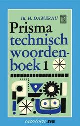 Prisma technisch woordenboek -BOEK OP VERZOEK Damerau, H.