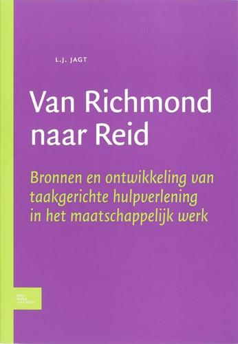 Van Richmond naar Reid -bronnen en ontwikkeling van ta akgerichte hulpverleneing in h Jagt, L.J.