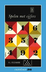 Vantoen.nu Spelen met cijfers -BOEK OP VERZOEK Reichmann, W.J.