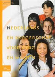 Basiswerk V&V Nederlands en burgersc -niveau 2 Wiel, A. van de