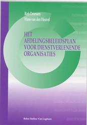 Het afdelingsbeleidsplan voor dienstverl -9031324450-W-GEB Driessen, R.