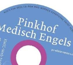 Pinkhof Medisch Engels -KWiC-Web taaltrainer en vakwoo rdenboek voor onderwijs en ond Friedbichler, Michael