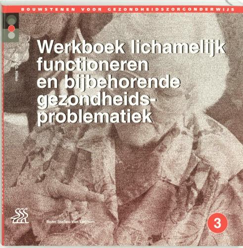 Werkboek lichamelijk functioneren en bij -9031328901-W-GEB Hillen, J.G.