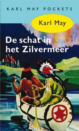 De schat in het Zilvermeer -BOEK OP VERZOEK May, Karl
