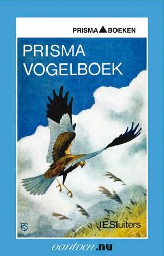 Prisma vogelboek -BOEK OP VERZOEK Sluiters, J.E.