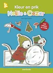 *Nellie en Cezar Kleur en prik blok