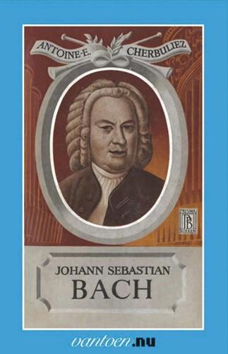 Johann Sebastian Bach -BOEK OP VERZOEK Cherbuliez, A.