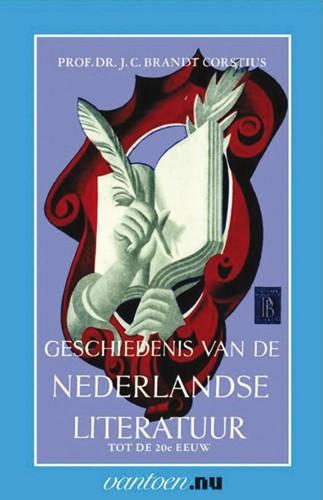 Geschiedenis van de Nederlandse literatu -BOEK OP VERZOEK Brandt Corstius, J.C.