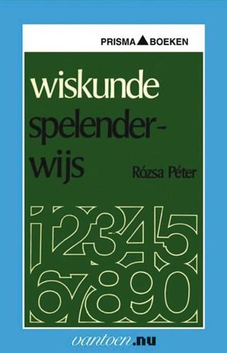 Wiskunde spelenderwijs -BOEK OP VERZOEK Peter, R.