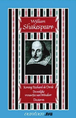 Koning Richard de Derde/De vrolijke vrou -BOEK OP VERZOEK Shakespeare, W.